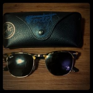 Authentic Ray-Ban Clubmasters Tortoiseshell